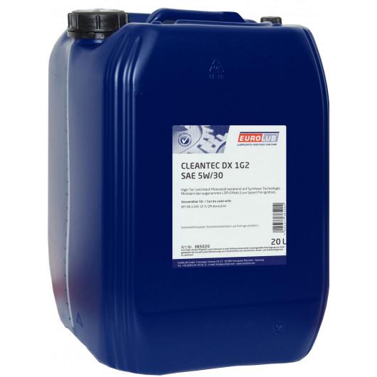 EUROLUB CLEANTEC DX 1G2 5W/30 20l