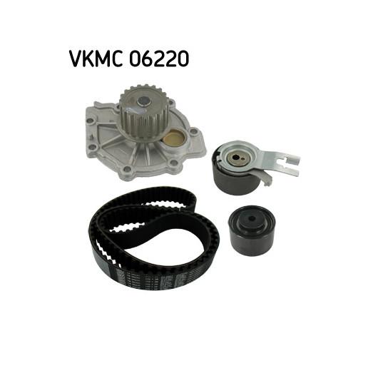 SKF Wasserpumpe VKPC 86635 für VOLVO