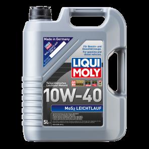 Liqui Moly MoS2 Leichtlauf 10W-40 Diesel & Benziner Motoröl 5Liter
