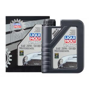 Liqui Moly Classic Motorenöl SAE 20W-50 HD 1l