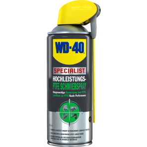 WD-40 Smart Straw™ 400 mL Hochleistungs PTFE Schmierspray