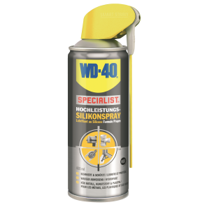 WD-40 400 mL Smart Straw™ Hochleistungs Silikonspray