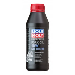 Liqui Moly Racing Fork Oil 10 W Medium Motorrad 500ml