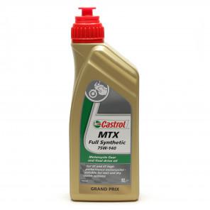 Castrol MTX FULL Synthetic 75W-140 Motorrad Getriebeöl 1l
