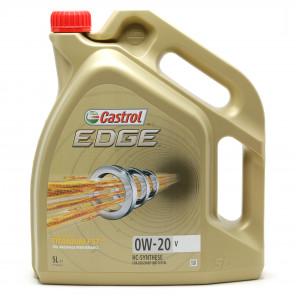 Castrol Edge V 0W-20 Motoröl 5l