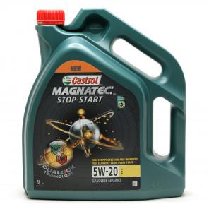Castrol Magnatec Stop-Start 5W-20 E Motoröl 5l Kanne (Ford EcoBoost WSS-M2C948-B)