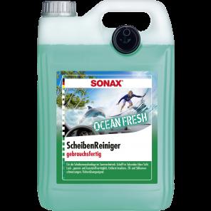 SONAX ScheibenReiniger gebrauchsfertig Ocean-fresh 5l