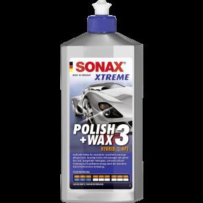 Sonax Xtreme Polish und Wax 3 Hybrid NPT 500ml