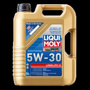 Liqui Moly 5W-30 Longlife III Motoröl 5l