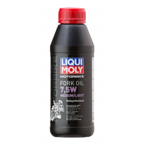 Liqui Moly Motorbike Fork Oil 7,5W medium/light Motorrad 500ml