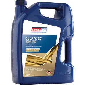 Eurolub CLEANTEC 5W-30 Motoröl 5l