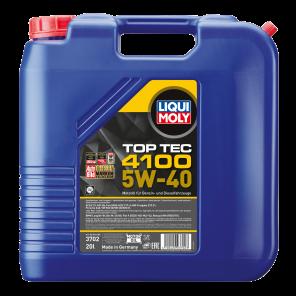 Liqui Moly Top Tec 4100 5W-40 Motoröl 20l Kanister