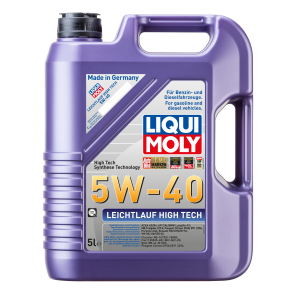 Liqui Moly Leichtlauf High Tech 5W-40 Motoröl 5l