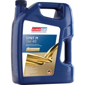 EUROLUB SYNT M 5W/40 5l