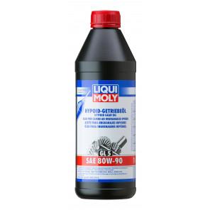 Liqui Moly 4406 Hypoid-Getriebeöl (GL5) SAE 80W-90 1l Flasche