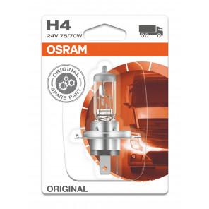 Osram H4 24V 75/70W P43T 1st. Blister Orginal Osram