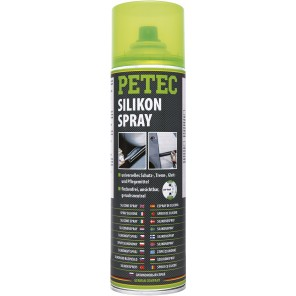 Petec Silikon Spray 500ml
