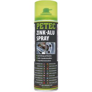 Petec Zink-Alu Spray 500ml