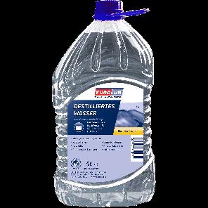 Eurolub Destilliertes Wasser 5l