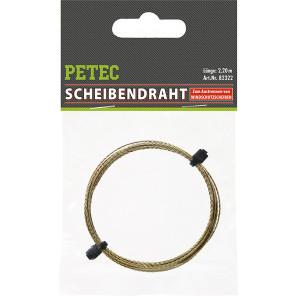Petec Scheibendraht 2,2m