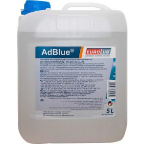 Eurolub AdBlue Harnstofflösung 5l Kanne mit Ausgießer