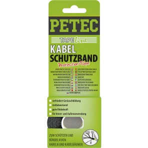 Petec Kabelschutzband Protection-Tape 19mm x 10m