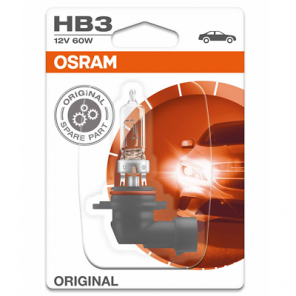 Osram HB3 12V 60W P20d 1st. Blister Osram Original