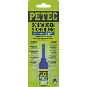 Petec Schraubensicherung Mittelfest 5g