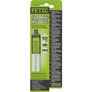 Petec Flüssigmetall 25ml