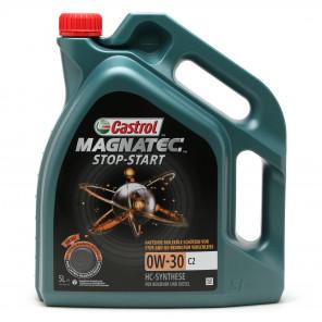 Castrol Magnatec Stop-Start C2 0W-30 Motoröl 5l