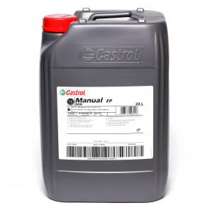 Castrol Manual EP 80W Schaltgetriebeöl 20l Kanister