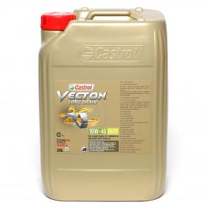 Castrol Vecton Long Drain 10W-40 E6/E9 Motoröl 20l Kanister