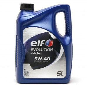 Elf Evolution 900 NF 5W-40 Motoröl 5l
