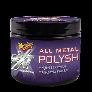 Meguiars NXT GENERATION Politur für alle Metalle ü 148 ml