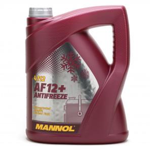 MANNOL Kühlerfrostschutz Longlife Antifreeze AF12+ Konzentrat 5l