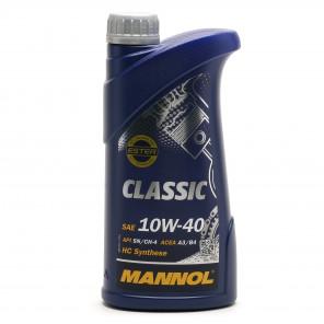 MANNOL Classic 10W-40 Diesel & Benziner Motoröl 1Liter
