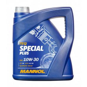 MANNOL 7512 SPECIAL PLUS SAE 10W-30 4L