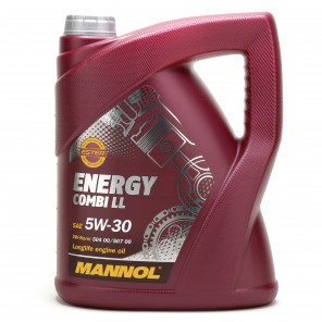 Mannol Energy Combi Longlife 5W-30 Motoröl 5l
