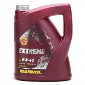 MANNOL Extreme 5W-40 Motoröl 5l