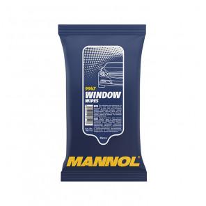 Mannol Window Wipes 30St/Packung