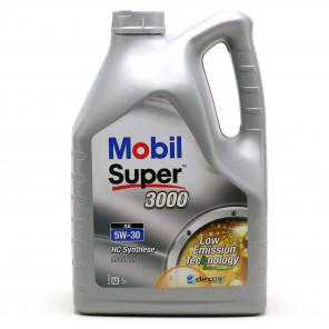 Mobil Super 3000 XE 5W-30 Motoröl 5l