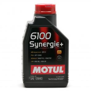 Motul 6100 Synergie+ 10W40 Motoröl 1l