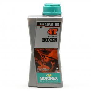 MOTOREX 4T Boxer SAE 15W-50 Motorrad Motoröl 1l