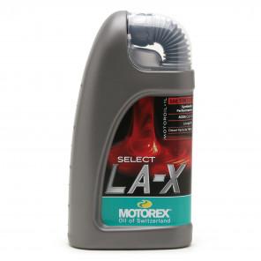 Motorex Select LA-X SAE 5W-30 Motoröl 1l