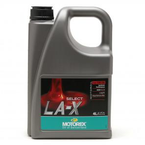 Motorex Select LA-X SAE 5W-30 Motoröl 4l