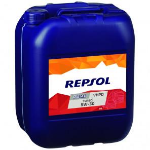Repsol LKW/ NKW Motoröl DIESEL TURBO VHPD 5W30 20 Liter