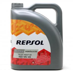 Repsol Hydrauliköl TELEX HVLP 46 5 Liter