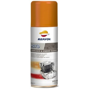 Repsol Motorrad MOTO DEGREASER & ENGINE 300 ml