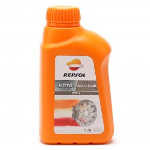 Repsol Bremsflüssigkeit MOTO DOT 4 BRAKE FLUID 500 ml