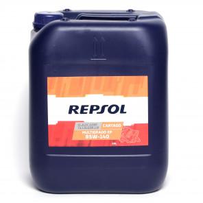 Repsol Getriebeöl CARTAGO EP MULTIGRADO 85W140 20 Liter